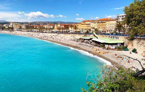 Visit Nice with your family