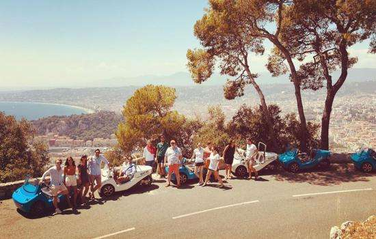 A unique tour of Nice with NiceCar