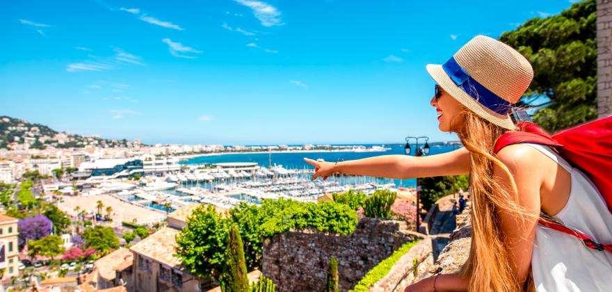 Visitate la Costa Azzurra