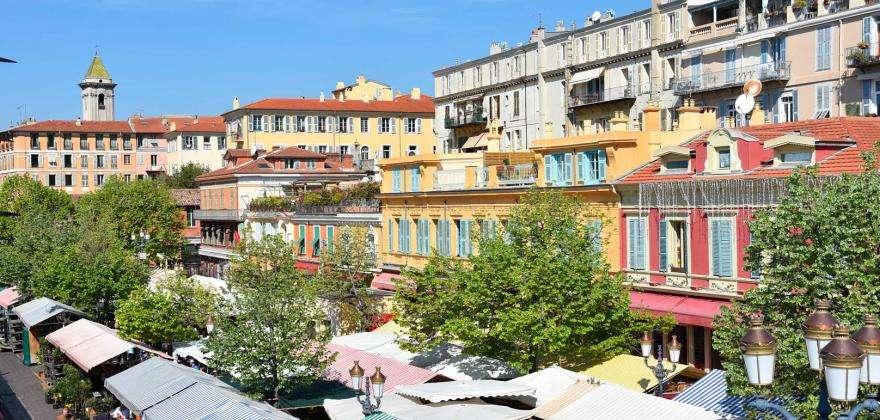 Centro storico di Nizza