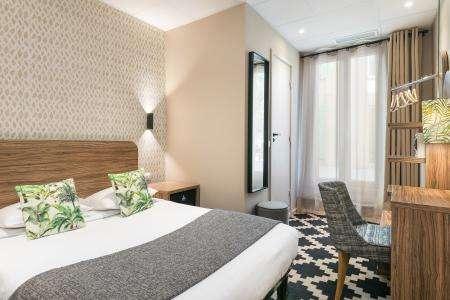 Votre hôtel 3 étoiles pour un week-end pas cher à Nice