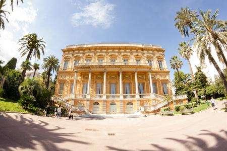 Nice Fine Arts Museum near the hotel