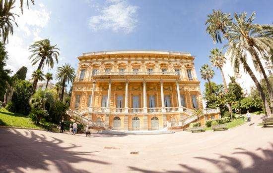 Musée des Beaux-Arts de Nice proche de l'hôtel