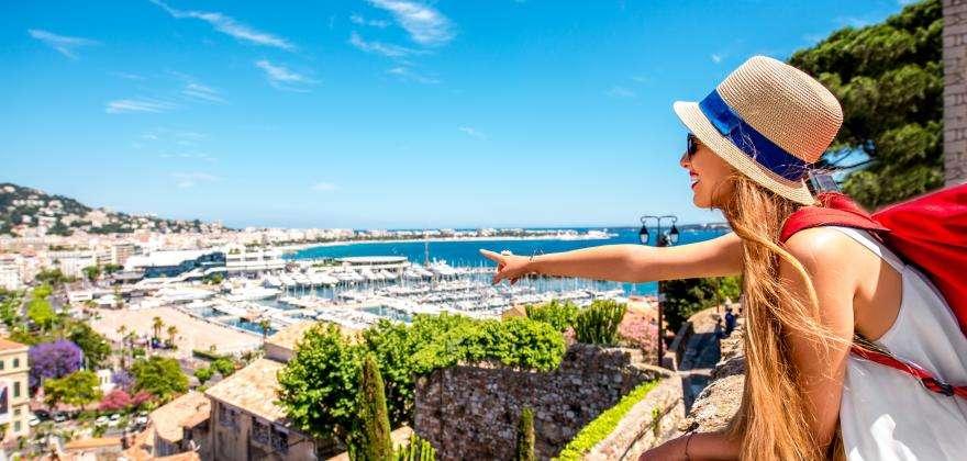 Besichtigen Sie die Côte d'Azur