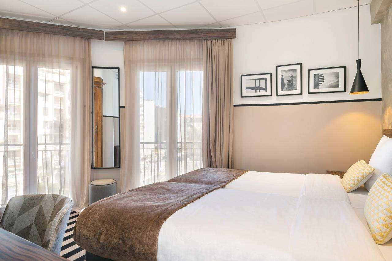 Hôtel Locarno Nice - Chambre