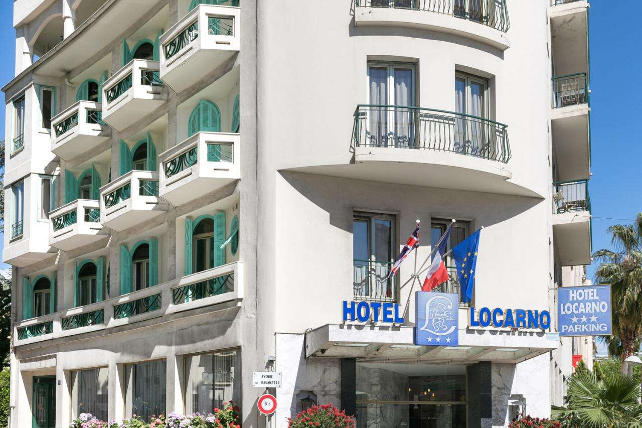 Hôtel Locarno Nice - Hôtel