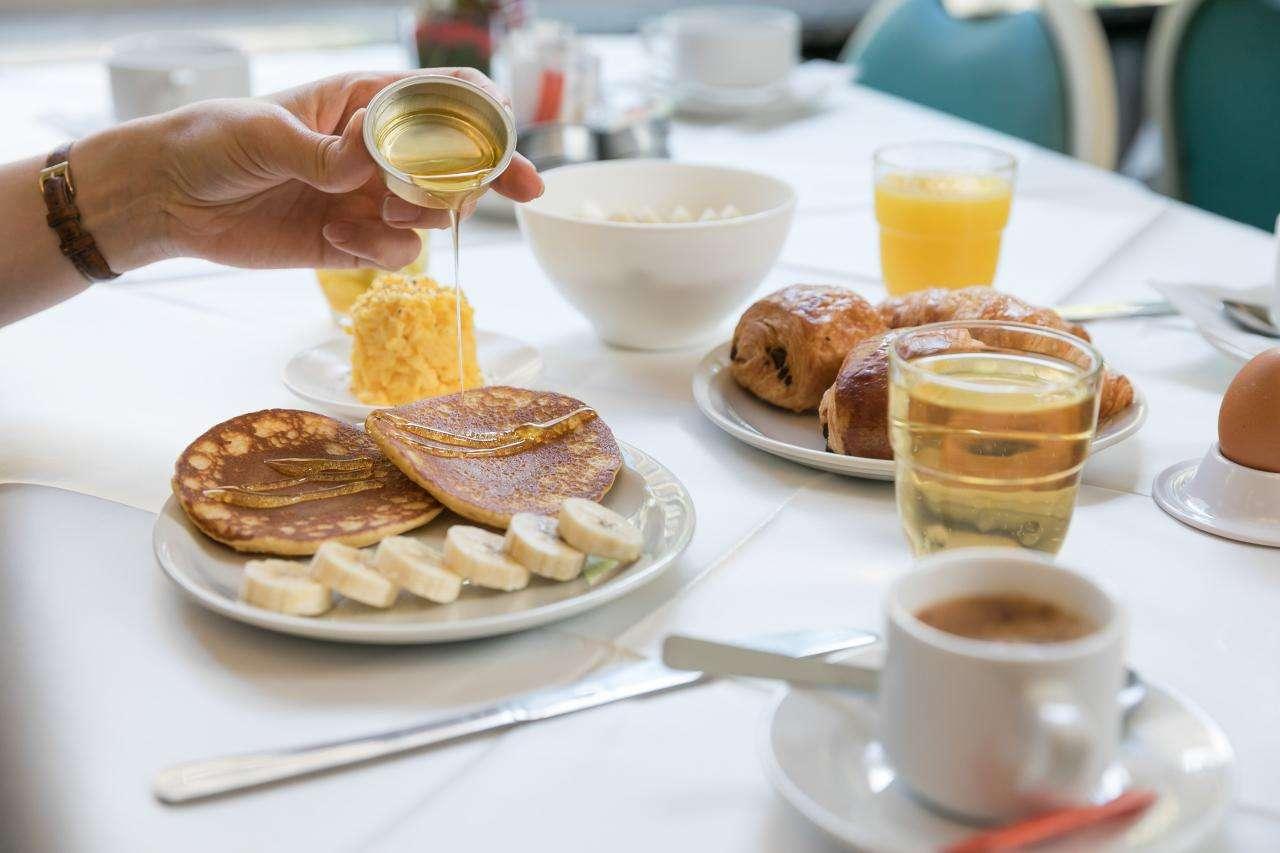 Hôtel Locarno Nice - Petit-déjeuner